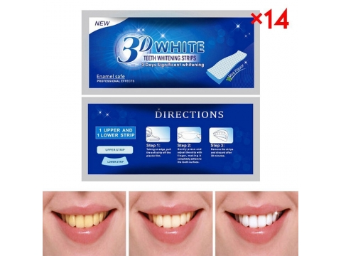Prirodno izbeljivanje zuba kod kuce
